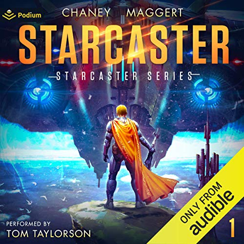Couverture de Starcaster