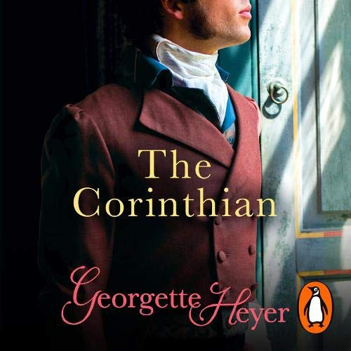 The Corinthian cover art