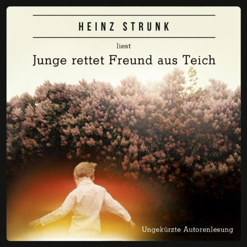 Junge rettet Freund aus Teich audiobook cover art