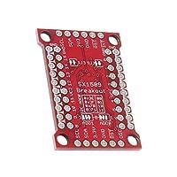DIY用 16チャンネルI / O出力モジュールGPIOキーボード電圧レベルLEDドライバSX1509 コンパクトで組み込みやすい