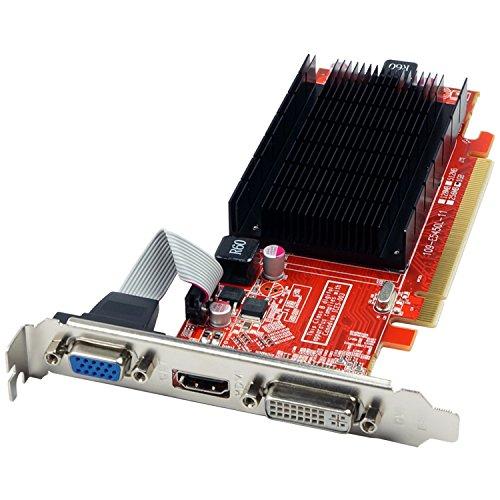VisionTek Radeon HD 5450 1 GB GDDR3 - Grafikkarten (Radeon HD 5450, 1 GB, GDDR3, 32 Bit, PCI Express 2.0)