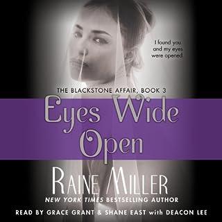 Eyes Wide Open audiobook cover art