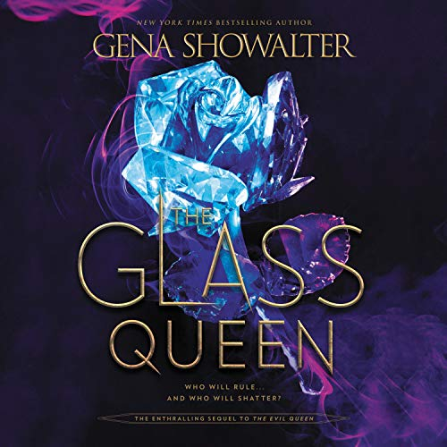 The Glass Queen  By  cover art