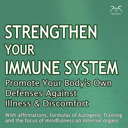 Strengthen Your Immune System audiobook cover art