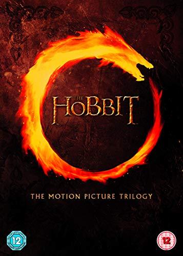 The Hobbit Trilogy [3DVD] [Region 2] (IMPORT) (Keine deutsche Version)