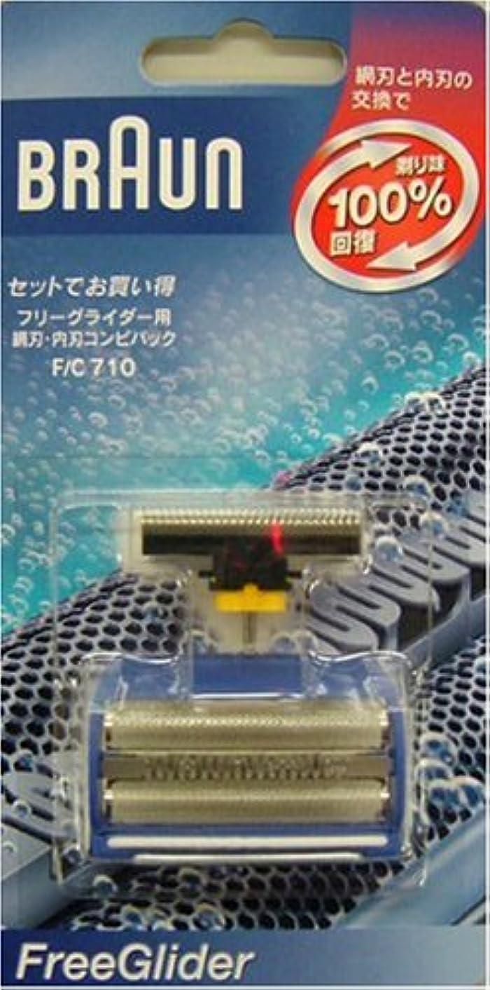 きゅうりカウント芽ブラウン フリーグライダー用網刃?内刃コンビパック F/C710