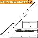 [page_title]-Savage Gear Black Savage Spin 231cm 9-32g Spinnrute, Spinnruten, Rute für Barsch, Forelle & Zander, Forellenrute, Zanderrute