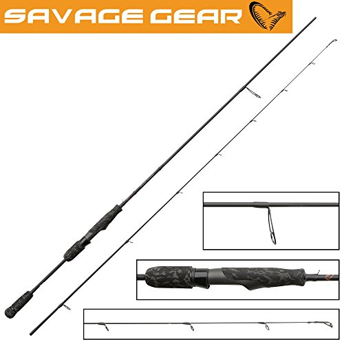 Savage Gear Black Spin (228cm/5-20g)