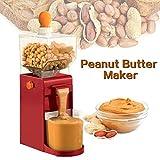 xiangpian183 220V Elektromühle Kochmaschine - Haushalts Kaffeemühle Elektrische Getreidemühlen Geeignet für Kaffeebohnen, Nüsse und mehr