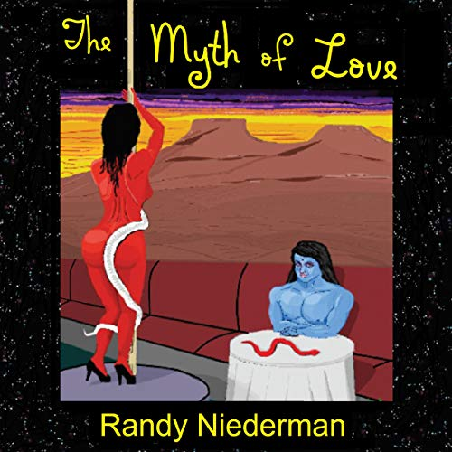 The Myth of Love audiobook cover art