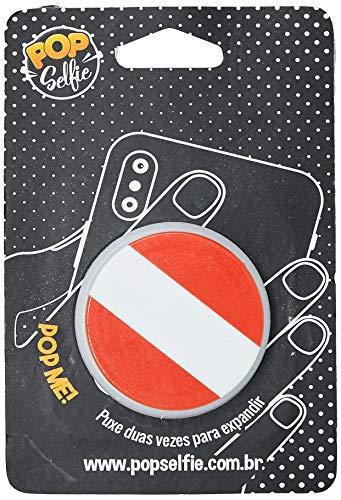 Apoio para celular - Pop Selfie - Original Áustria Ps249, Pop Selfie, 151498, Branco