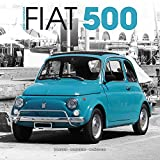 Fiat 500 2020: Original Avonside-Kalender [Mehrsprachig] [Kalender] (Wall-Kalender) - Avonside Publishing