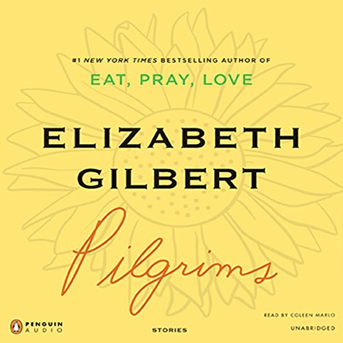 Pilgrims audiobook cover art