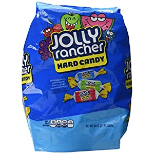jolly ranchers assorted flavours hard candy 2.26 kg Jolly Ranchers Assorted Flavours Hard Candy 2.26 Kg 51cMKVCF5AL