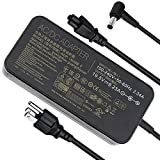 Slim 19.5V 9.23A 180W Laptop Charger,Compatible with Asus ADP-180MB F FA180PM111...