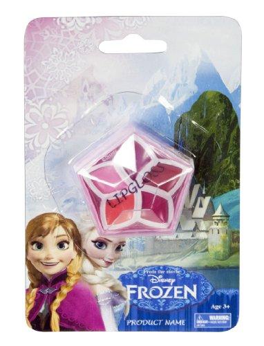 Markwins 9340310 - Die Eiskönigin Beauty Card Lipgloss Schneeflocke