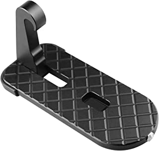 TURN RAISE Multi-Functional Car Folding Step Safety Hammer Easy Access to Car Rooftop Roof-Rack, SUV/Jeep Car Doorstep