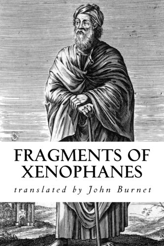 Fragments of Xenophanes