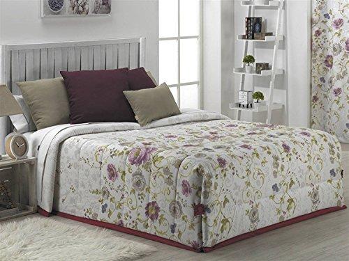 CAÑETE - Conforter Fanny Cama 90 - Color Turquesa