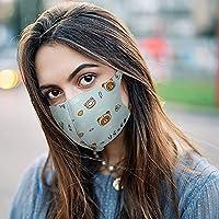 リラックマ フェイスマスク 洗える 冷感 呼吸しやすい スポーツ 通気 ひんやり 繰り返し使える 快適