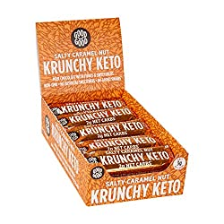 MUST TRY! LOW CARB MILK CHOCOLATE WITH FIBRES & SWEETENERS - With Low Calorie & High Protien, This keto-friendly bar tastes delicious to fulfill your cravings while you're on a balanced diet. ONLY 2,5g NET CARB PER BAR. 2,5g of the total carbs per ba...