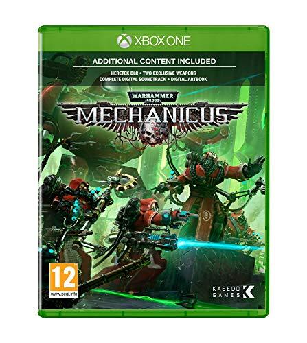 Warhammer 40,000 Mechanicus Xbox One Game