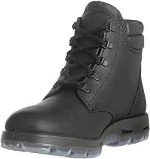 RedbacK Boots USABK Outback Lace Up Steel Toe - Black Leather