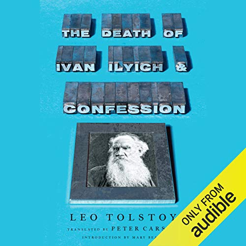 The Death of Ivan Ilyich and Confession cover art