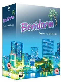 Benidorm - Series 1 - 3 & Special