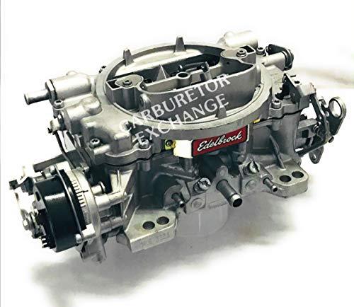 1406 Edelbrock Remanufactured Carburetor 600 CFM