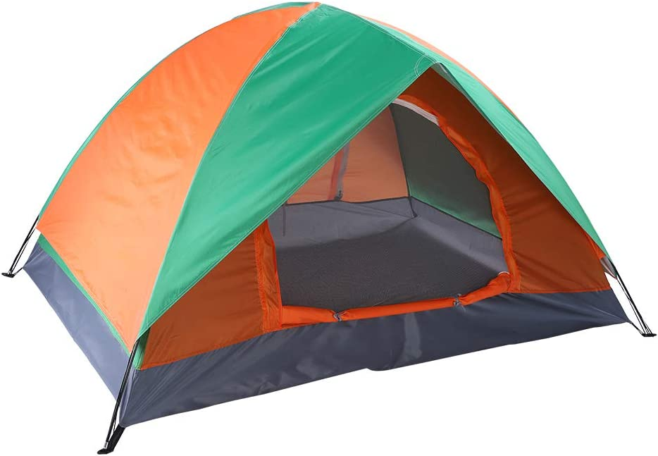 VINGLI Instant Camping Dome Free shipping on posting Max 59% OFF reviews Tent with Double Full 2-Layer Door