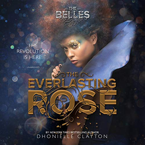 The Everlasting Rose audiobook cover art