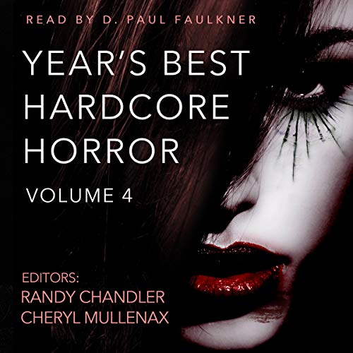 Year's Best Hardcore Horror, Volume 4 cover art