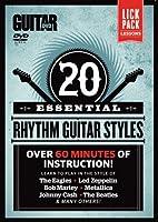 20 Essential Rhythm Guitar Styles [DVD]