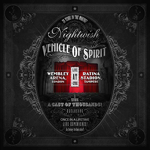 Vehicle of Spirit (Live)