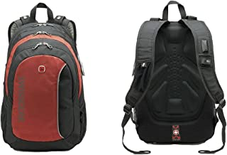 Swissgear Waterproof Giant Laptop Backpack 17.3 inch Swiss Gear Bag for Apple / Dell / Toshiba / Lenovo / Asus / Samsung /...