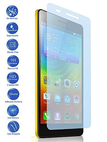 Todotumovil Protector de Pantalla Lenovo K3 Note K50 de Cristal Templado Vidrio 9H para movil