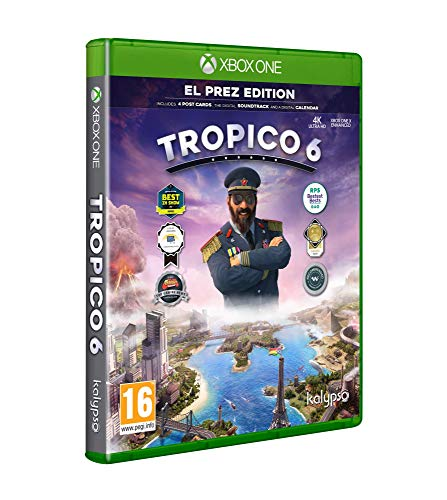 Kalypso - Tropico 6 - El Prez Edition /Xbox One (1 GAMES)