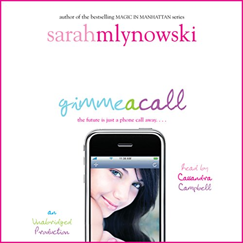 Gimme a Call audiobook cover art
