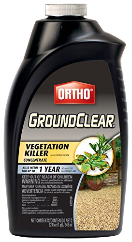 Ortho GroundClear Vegetation Killer Concentrate, 32-Ounce
