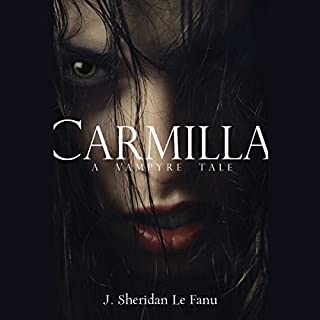 Carmilla: A Vampyre Tale                   Auteur(s):                                                                                                                                 J. Sheridan Le Fanu                               Narrateur(s):                                                                                                                                 Megan Follows                      Durée: 3 h     4 évaluations     Au global 4,8