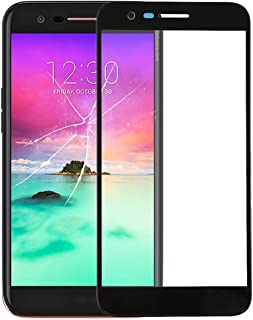 WTYD Mobile Phone Lens Glass Front Screen Outer Glass Lens for Compatible with LG K10