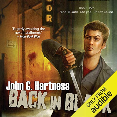 Back in Black  By  cover art