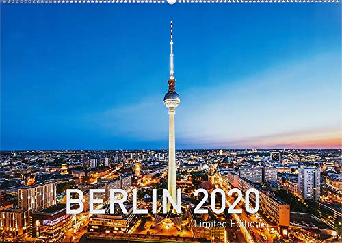 Berlin Exklusivkalender 2020 (Limited Edition) - Partnerlink