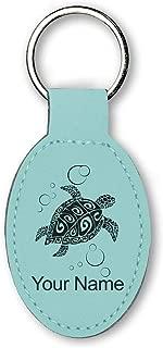 hawaii turtle keychain