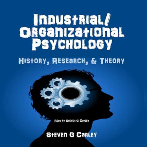 Industrial/Organizational Psychology cover art