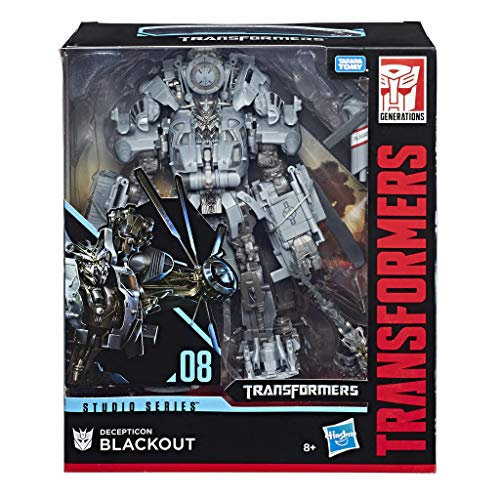 Transformers - Generations Studio Series Leader Blackout (Hasbro E0980ES0)