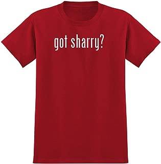 Harding Industries got Sharry? - Men's Graphic T-Shirt