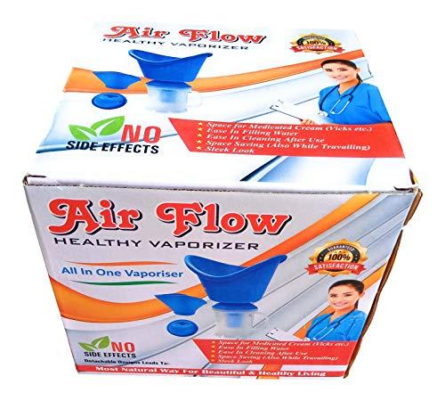 Generic 3 in 1 Steam Vaporizer, Nose Steamer, Cough Steamer, Nozzle Inhaler & Nose Vaporiser