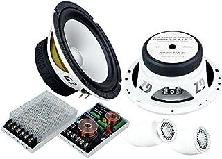 Ground Zero GZIC 16X Einbauset f/ür Mercedes SLK R170 Front 16cm Lautsprecher System JUST SOUND best choice for caraudio